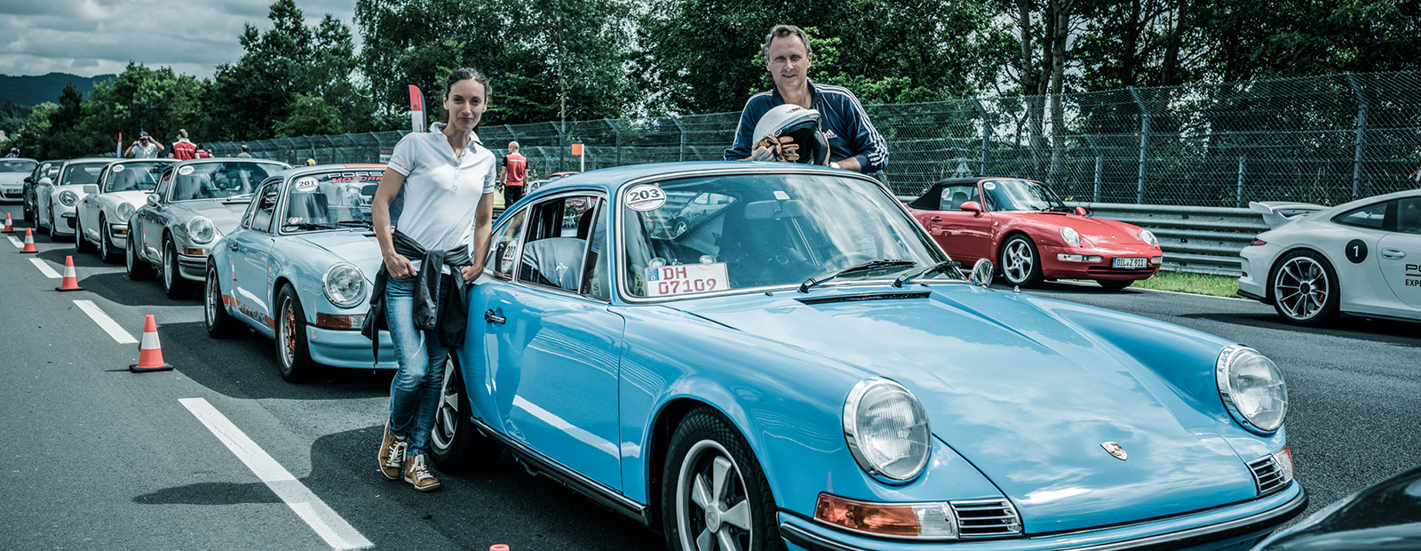 70 Years of Porsche – Motor Magazine